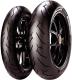 Мотошина задняя Pirelli Diablo Rosso II 180/55R17 73W TL -