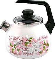 Чайник со свистком Appetite Bird 4с209я -