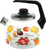 Чайник со свистком Appetite Гратен-фрукты 4с209я -