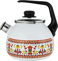 Чайник со свистком Appetite Карусель 4с209я -