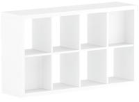 Стеллаж Eligard EL4 / СП04 (белый мат) -