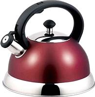 Чайник со свистком Appetite LKD-H063/К (красный) -