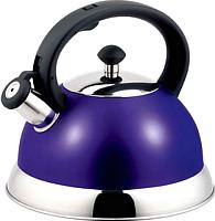 Чайник со свистком Appetite LKD-H063/Ф (фиолетовый) -