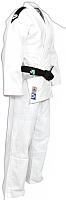 Кимоно для дзюдо Green Hill Professional JSP-10387-5 (р.5/180, белый) -
