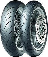 Мотошина задняя Dunlop ScootSmart 130/70R12 62L TL -