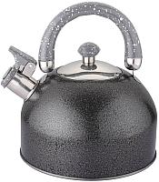 Чайник со свистком Appetite LKD-2225G (темно-серый) -