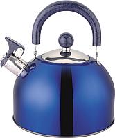 Чайник со свистком Appetite LKD-2025B (синий) -