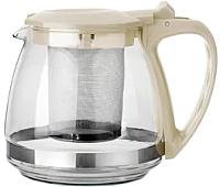 Заварочный чайник Appetite F8070 (бежевый) -