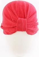 Шапка для бани Fashy Sauna Cap / 3821-40 (красный) -