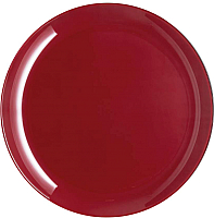 Тарелка столовая мелкая Luminarc Arty bordeaux P1053 -