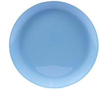 Тарелка столовая мелкая Luminarc Diwali light blue P2610 -