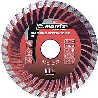 Отрезной диск алмазный Matrix Professional 73180 -