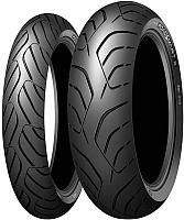 Мотошина задняя Dunlop Sportmax Roadsmart III 160/60R15 67H TL -