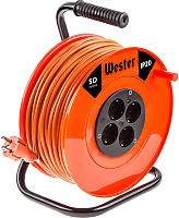 Удлинитель на катушке Wester K16/50 / 556802 -