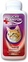 Шампунь для животных SuperBeno Для восстановления и ухода за кожей и шерстью кошек (250мл) -