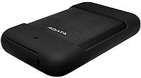 Внешний жесткий диск A-data HD700 1TB (AHD700-1TU31-CBK) -