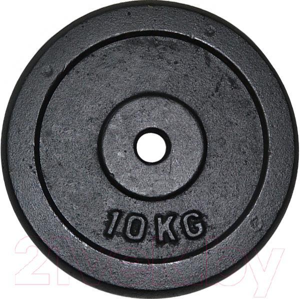 Купить Диск для штанги Sundays Fitness, WS4016 (10kg), Китай