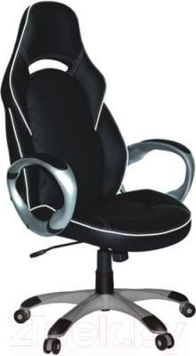 Кресло геймерское Signal Q-114 (Black) - общий вид