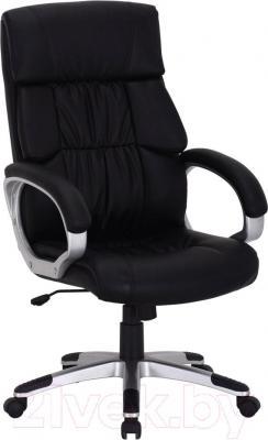 Кресло офисное Signal Q-075 (Black) - общий вид