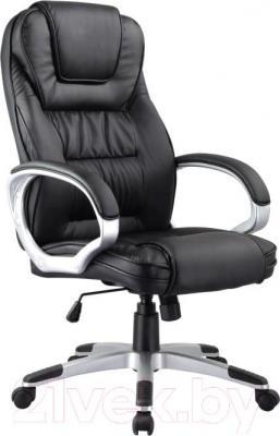 Кресло офисное Signal Q-031 (черный) - общий вид