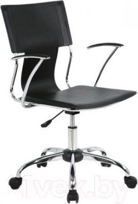Кресло офисное Signal Q-010 (Black) - общий вид