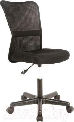 Кресло офисное Signal Q-121 (Black) - общий вид