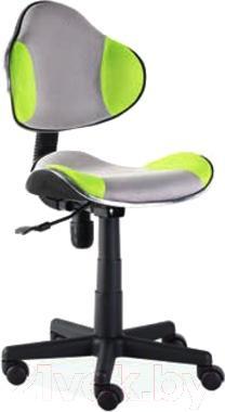 Кресло офисное Signal Q-G2 (зеленый/серый) - общий вид