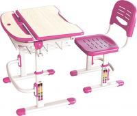 Парта+стул Sundays C302 (розовый) -