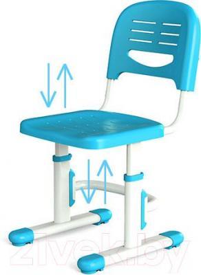 Парта+стул Sundays C302 (розовый) - вентилируемый стул