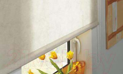 Рулонная штора Gardinia Лайт 300 (120x170) - в интерьере