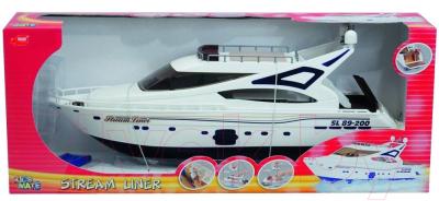 Катер игрушечный Dickie Яхта / 207266819 - товар по цвету не маркируется