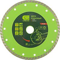 Отрезной диск алмазный СибрТех Turbo 731337 -