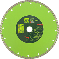 Отрезной диск алмазный СибрТех Turbo 731357 -