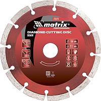 Отрезной диск алмазный Matrix 73174 -