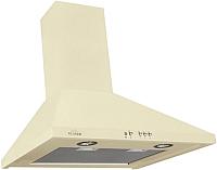 Вытяжка купольная Elikor Вента 60П-650-К3Д (ваниль) -