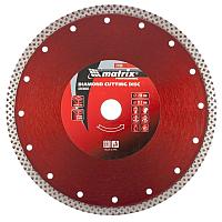 Отрезной диск алмазный Matrix 73136 -