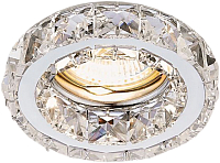 Точечный светильник Ambrella K112 CL/CH -