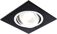 Точечный светильник Ambrella A601 BK -