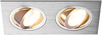 Точечный светильник Ambrella A601/2 AL -