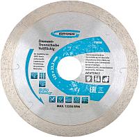 Отрезной диск алмазный Gross 73038 -
