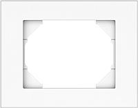Рамка для выключателя Vilma 4779101510287 (белый) -