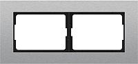 Рамка для выключателя Vilma 4779101516791 (сталь) -