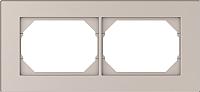 Рамка для выключателя Vilma 4779101516562 (шампань) -