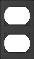 Рамка для выключателя Vilma 4779101517064 (антрацит) -