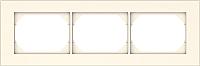 Рамка для выключателя Vilma 4779101511307 (слоновая кость) -