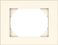 Рамка для выключателя Vilma 4779101511284 (слоновая кость) -