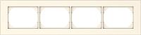 Рамка для выключателя Vilma 4779101511314 (слоновая кость) -