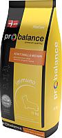 Корм для собак ProBalance Immuno Adult Small & Medium (15кг) -