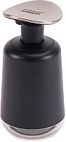 Дозатор жидкого мыла Joseph Joseph Presto 85137 (серый) -