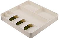 Органайзер для столовых приборов Joseph Joseph DrawerStore 85128 (белый) -